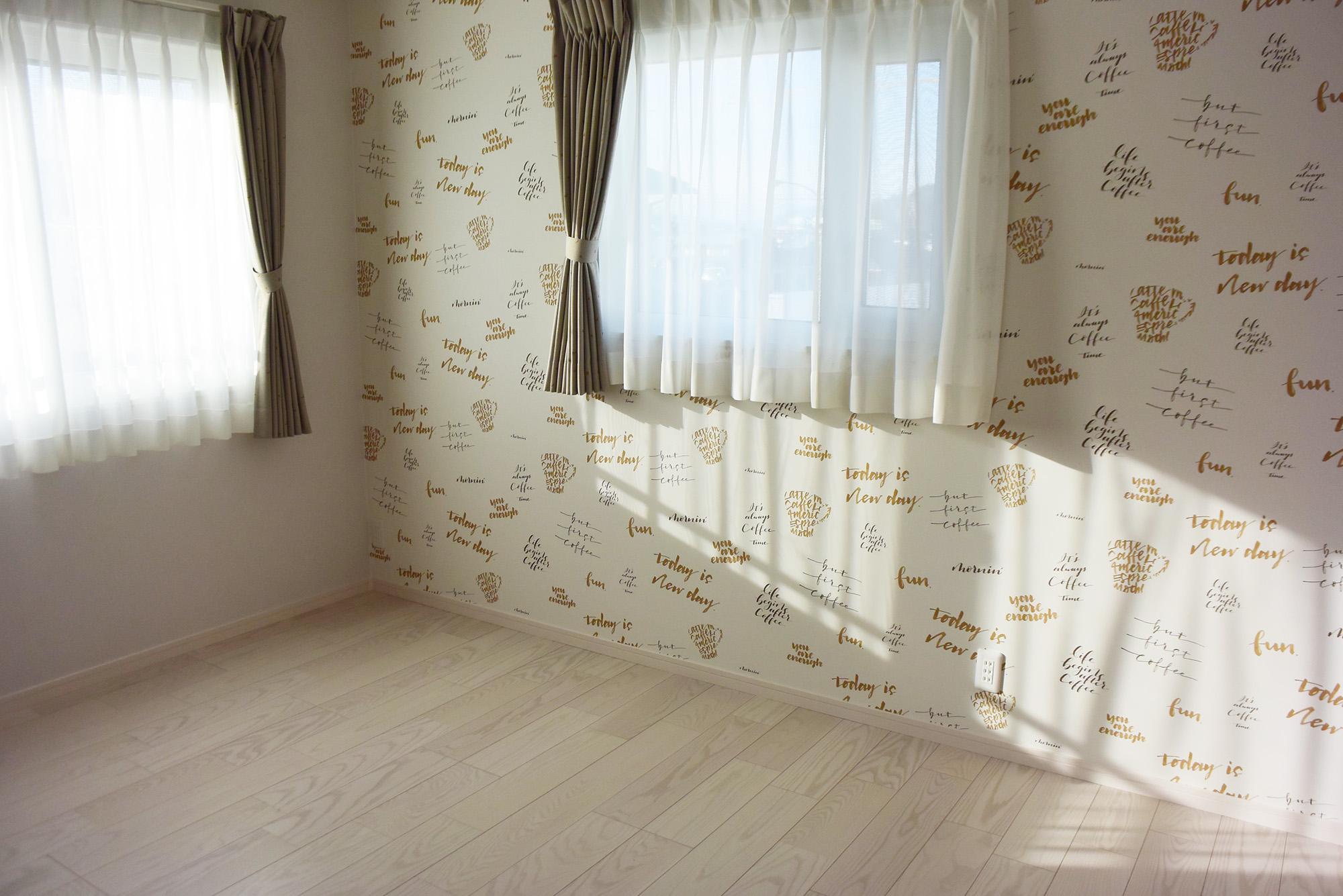 2F洋室。